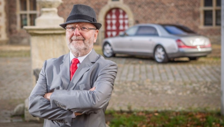 Бизнесмен из Лихтенштейна наездил больше миллиона км на «Майбахе» (ФОТО)
