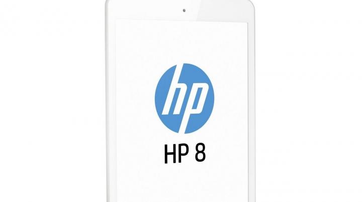HP анонсировала бюджетный 8-дюймовый планшет