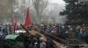 Аваков: В Мариуполе убиты трое нападавших на воинскую часть