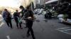 Митингующие контролируют административные здания в восьми городах Донецкой области