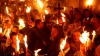 В канун Пасхи в Молдову в 12-й раз привезут Благодатный огонь
