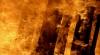 В столичном секторе Рышкановка сгорела автомойка (ВИДЕО)