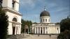 Столичный кафедральный собор не смог вместить все прихожан в день Благовещения