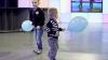 В день открытых дверей на Publika TV гостям вручали наклейки, а детям - воздушные шары (ВИДЕО)