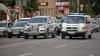Водители двух авто воспользовались тем, что мимо проезжала машина скорой помощи (ВИДЕО)