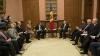 Тимофти на встрече с Коморовским заявил, что не откажется от европейского вектора