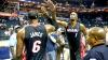 """""""Майами Хит"""" вышел в 1/4 финала плей-офф НБА"""