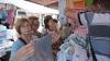 Жители Молдовы отправились на рынки и в магазины за поминальными дарами (ВИДЕО)