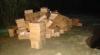 Задержание с выстрелами: молдаване переправляли через Прут около 49 тысяч пачек сигарет