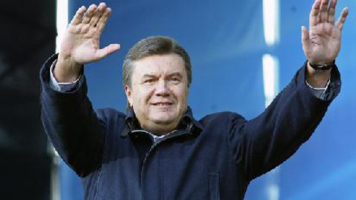 Источник: В ближайшее воскресенье Янукович вернется на Украину