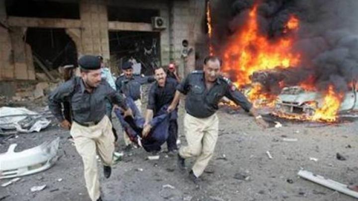 Взрыв на рынке Исламабада унес жизни 23 человек