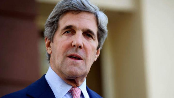 Госдеп США опровергает информацию о заявлении Керри по прослушке на востоке Украины