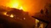 Лесной пожар на юге Калифорнии: принято решение об эвакуации жителей 15 тысяч домов
