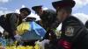 Турчинов сообщил о 13 погибших силовиках в бою возле Волновахи