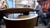 Драка в эфире арабского телеканала: в ход пошли столешницы и ноги (ВИДЕО)