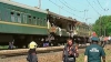 Выжившие в железнодорожной катастрофе пассажиры прибудут сегодня в Молдову