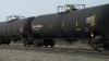В Колорадо сошли с рельсов цистерны с нефтью