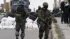 В Мариуполе и Краматорске произошли перестрелки между украинскими силовиками и ополченцами