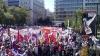 В Афинах прошли многотысячные акции против безработицы