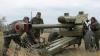 В Славянске возобновились бои: украинские военные стреляют из гаубиц