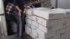 Правоохранители конфисковали восемь тонн замороженного мяса (ВИДЕО)