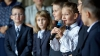 Милиционеры следили, чтобы на линейке в гимназии села Коржево не прозвучал гимн Молдовы