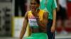 Легкоатлетка Кастер Семеня из Южной Африки объявила о своей помолвке с партнершей по сборной