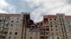 В Николаеве взрывом снесло два этажа жилого дома