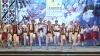 Художественной выставкой, музыкой и танцами отмечали 25 годовщину Школы искусств в селе Кожушна