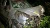 Пять жителей села Бадичены Сорокского района чудом остались живы после аварии