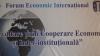 В Резине проходит первый международный экономический форум