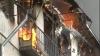 Пострадавших от пожара на ул. Индепенденцей готовы были принять в столичных больницах