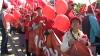 Коммунисты и социалисты прошлись 1 мая отдельными маршами по улицам Кишинева