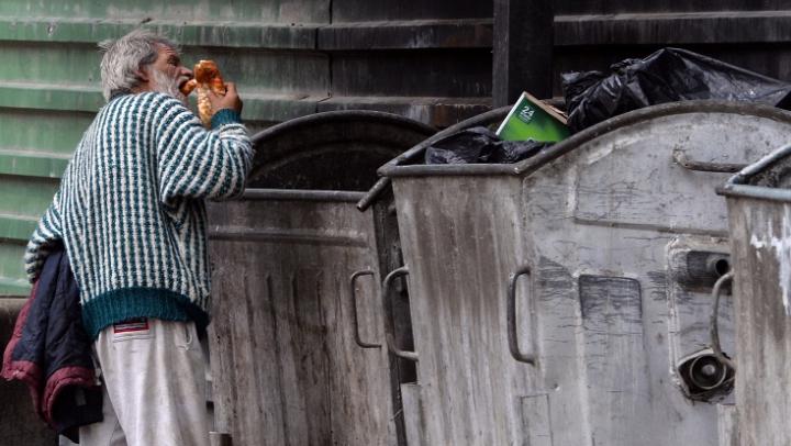 Самым грязным человеком Европы признан чешский бездомный