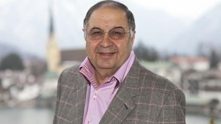 Россиянин Алишер Усманов стал вторым в рейтинге британских миллиардеров