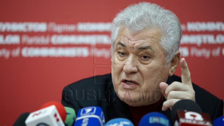Гости «Фабрики» о смене позиции Воронина: Причиной тому стал визит Рогозина
