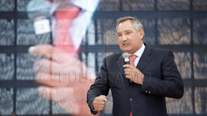 «Визит Рогозина в Молдову происходит в неподходящее время и не достоин чиновника подобного ранга»