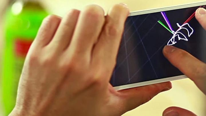 Google выпустит планшет с 3D-съемкой