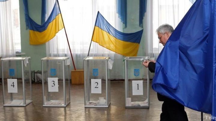 Выборы на Украине: Киев принял повышенные меры безопасности