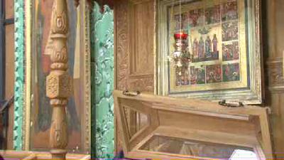 входит фото древних икон в румынских монастырях последний
