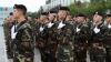 Около 140 выпускников Военной академии им. Александру чел Бун получили дипломы и погоны лейтенантов