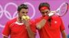 Федерер и Вавринка успешно стартовали на Уимблдонском турнире