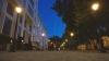 Впечатления кишиневцев от первой прогулки по строящейся пешеходной улице