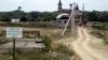 Жители села Колибаш недовольны тем, что их дома повреждаются из-за проезжающих большегрузных машин