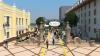 Вялотекущая стройка пешеходной зоны на ул. Диордица: кишиневцы винят власти