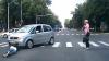 Кишиневская полиция установила личность водителя, сбившего девушку на пешеходном переходе