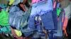 В Леушенах конфискован нелегальный груз – шесть сумок с 500 предметами одежды