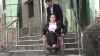 Отсутствие пандусов в госучреждениях - по-прежнему проблема для людей с ограниченными возможностями