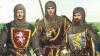 Первый средневековый фестиваль в Молдове: участники показали тактику сражений