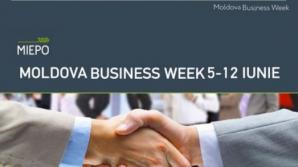 """Около 400 компаний примут участие в форуме """"Moldova business week"""""""
